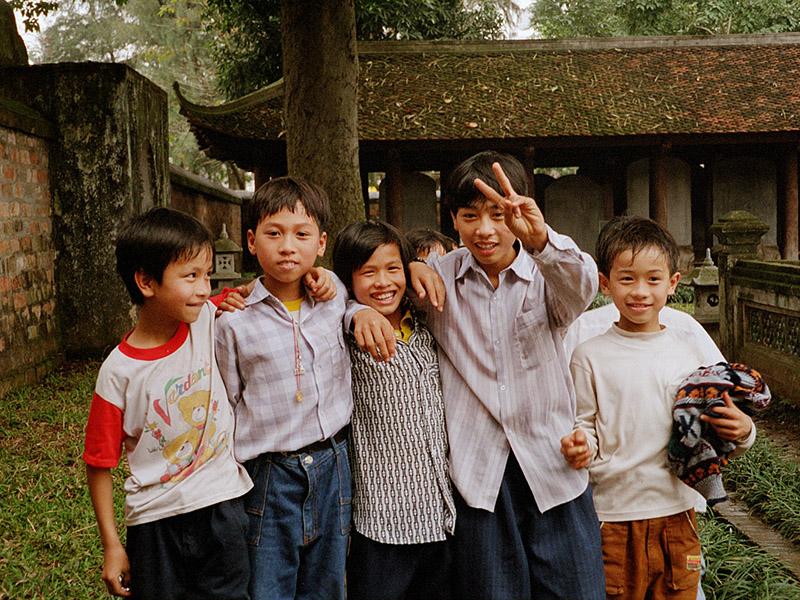 12 SL 02 Children Hanoi Vietnam
