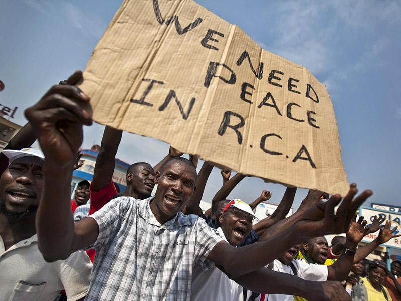 17 SL 2 zentralfrikanische republik