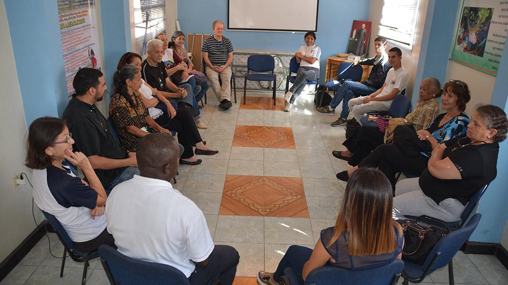 08 INMD Encuentro con los LMC y Juventud Misionera en Caracas