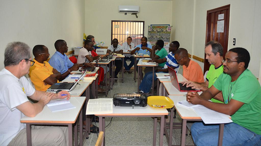 15 INMD 2 Misioneros de la Consolata en Venezuela reunidos para la VIII Conferencia de la Delegacion