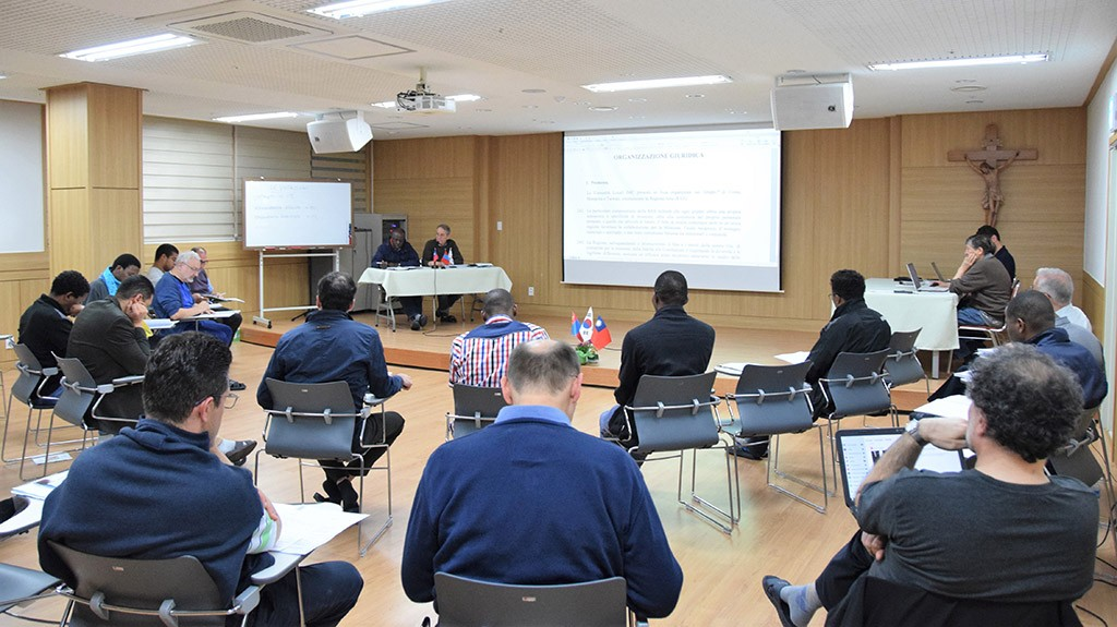 South Korea: Second Day of IMC Regional Conference