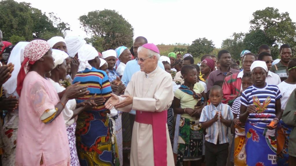 Novas Missionárias na Paróquia de Moneia - Gurúè