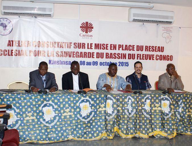 Red Eclesial de la Cuenca del Congo: defender la creación