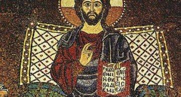 Solennita' di Gesu' Cristo Re  dell'universo