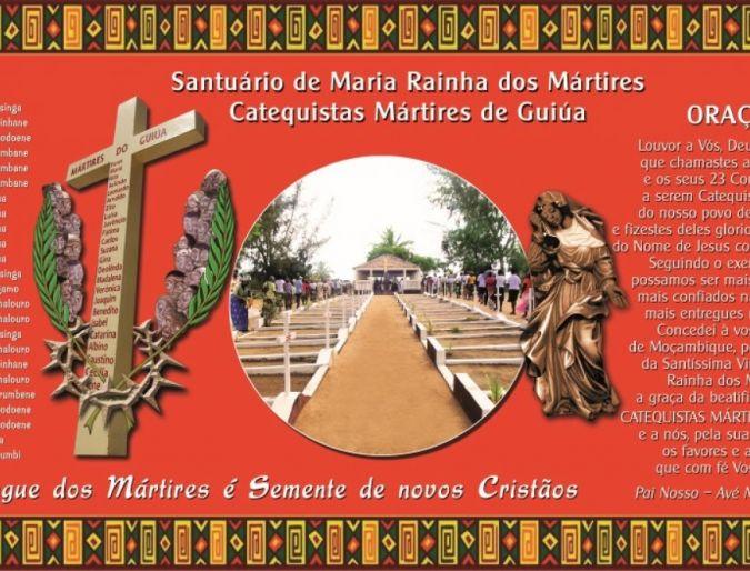Moçambique: 25 anos do massacre dos Catequistas Mártires de Guiúa