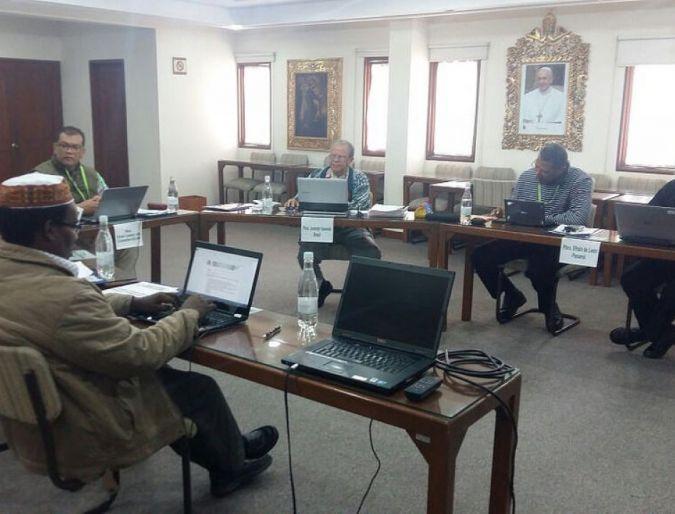 Encuentro de la Coordinación Continental de Pastoral Afro en Bogotá