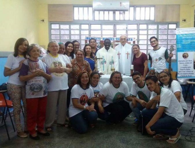 Encontro Leigos IMC - Região Amazônia
