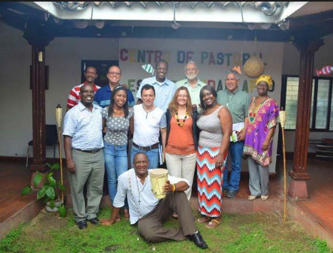 Reunión Para El Consejo Regional Imc De Pastoral Afrocolombiana De La Arquidiócesis De Cali