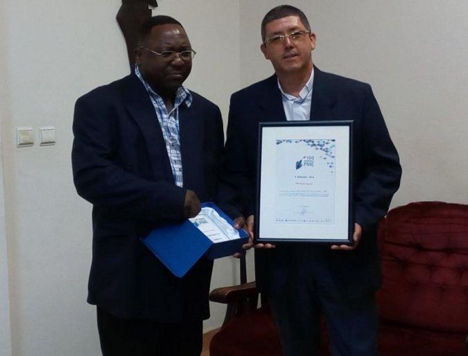 Moçambique: Salina da Consolata de Nova Mambone considerada uma das 100 melhores Pequenas e Médias empresas de Moçambique