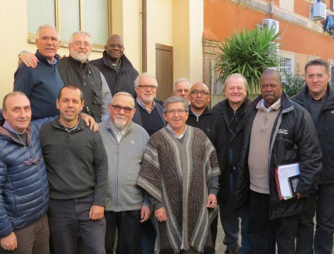 Roma: Assemblea Pre-capitolare Continente europeo