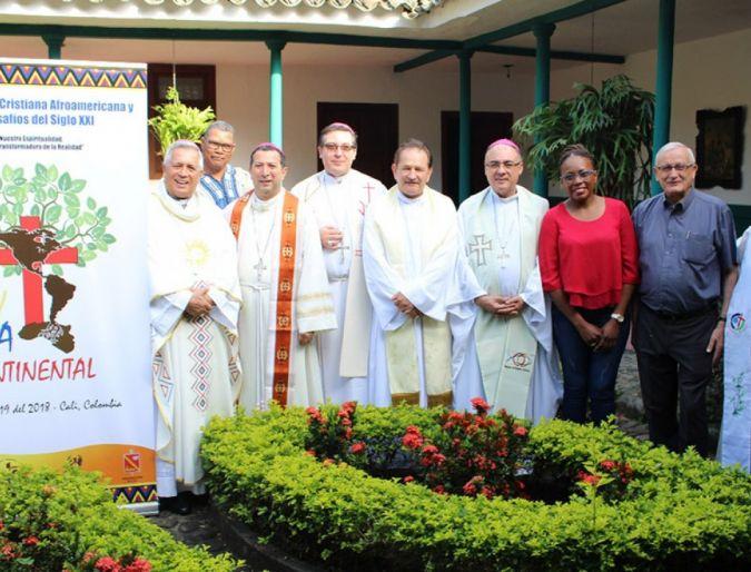 Arranca en Colombia el XIV Encuentro Contintal de la Pastoral Afroamericana y Caribeña