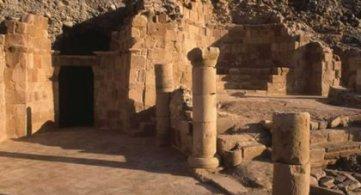 Vestigia cristiane in Giordania: il monastero bizantino di San Lot