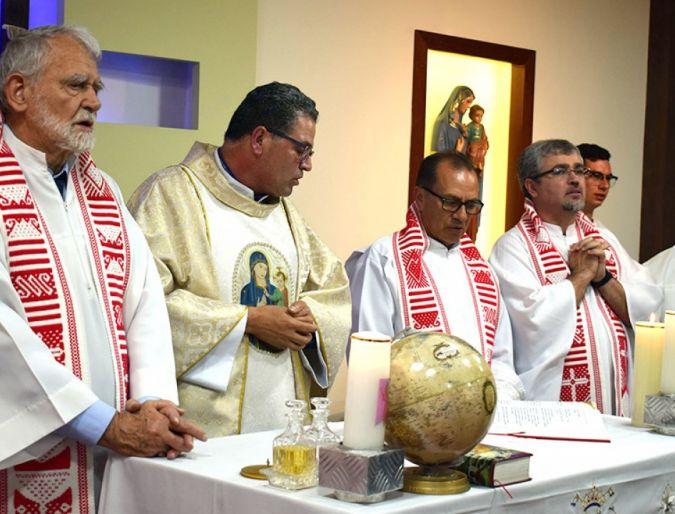 Familia Consolata celebra en Bogotá la fiesta de la Virgen Consolata