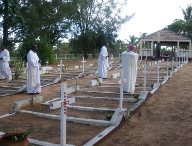 Abertura do Processo Canonização dos Servos de Deus Luísa Mafu e Companheiros, Mártires de Guiúa