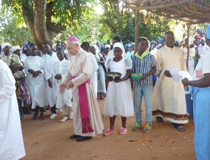 7ª Peregrinação Diocesana ao Santuário de N. S. de Fátima de Muliquela