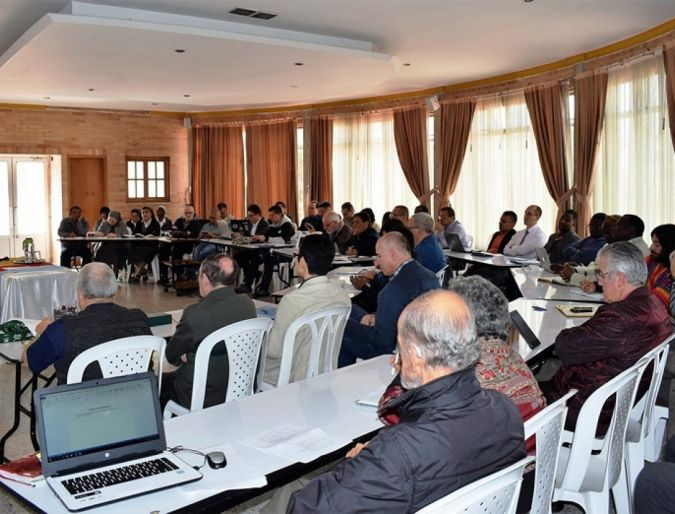 Realidad Colombiana es tema de la Asamblea de los Misioneros de la Consolata