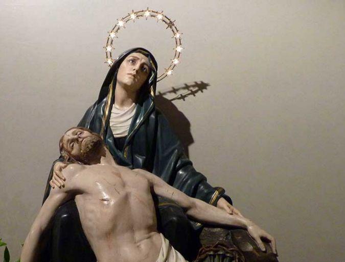 Benvenuta, Maria Vergine Consolata!