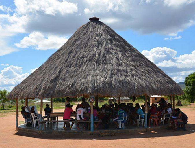 Do Quênia para Roraima, ao encontro da sabedoria indígena