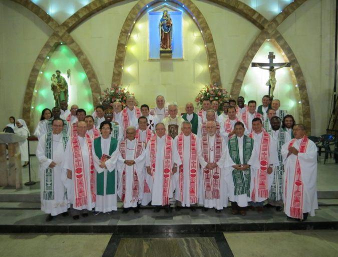 Nos enorgullecemos de ser Misioneros de la Consolata