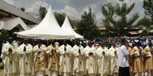 Kenya: Priestly and Diaconate Ordinations