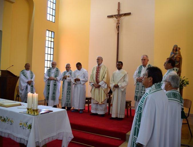 Fiesta del Beato José Allamano fue celebrada en Bogotá