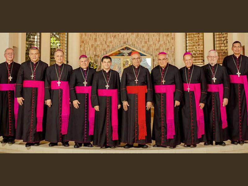 06 SL1 b3b43728 f71a 11e8 a095 7589b4a03838 vescovi nicaragua kUWH U11201360520490muD 1024x576 LaStampa it