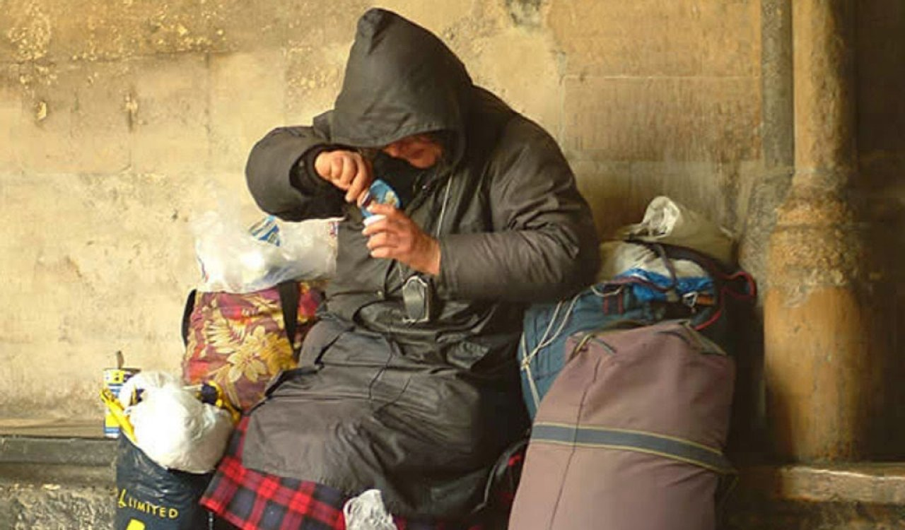 Le Persone Povere.Preghiera Per I Poveri