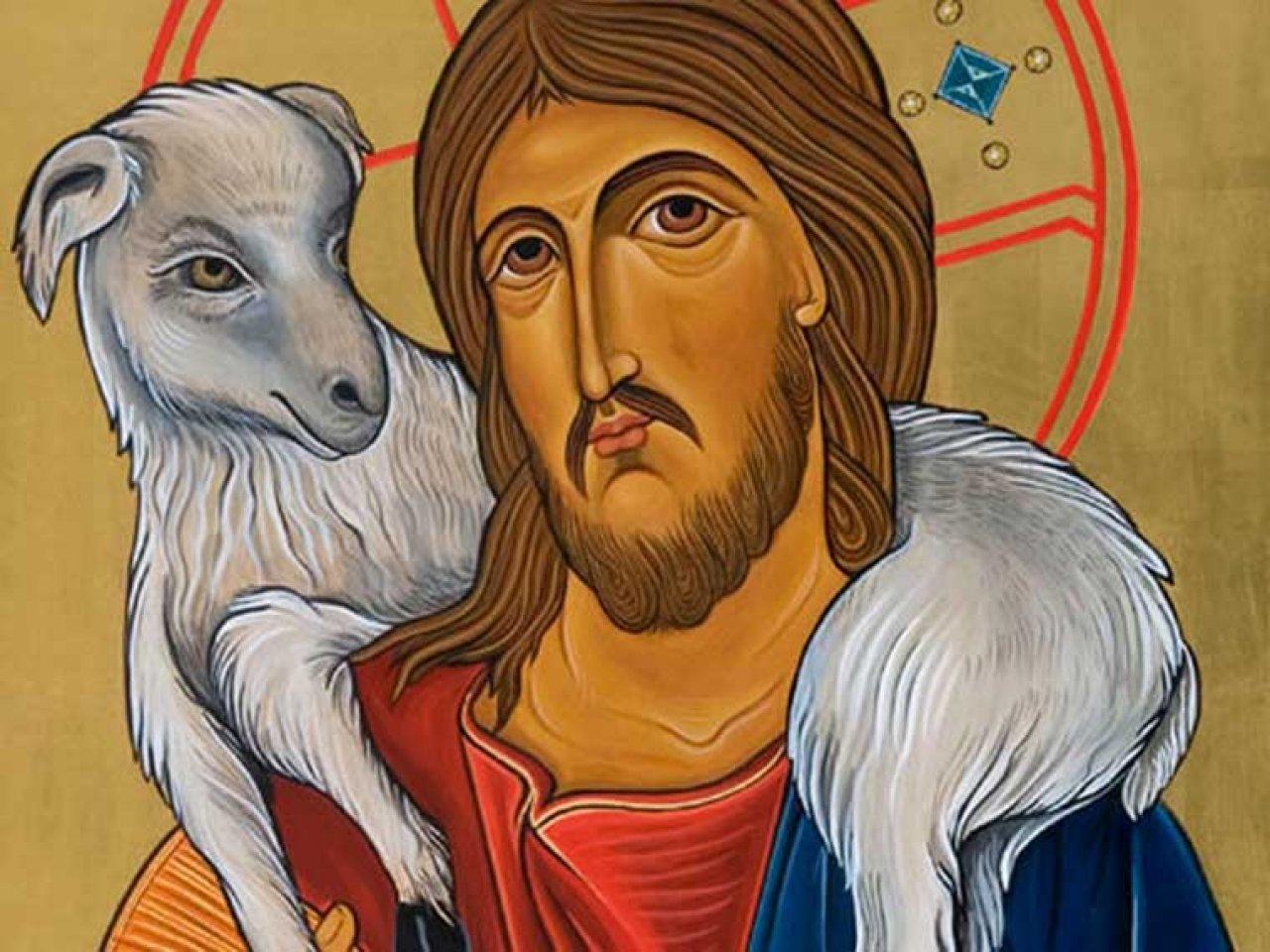 Risultati immagini per GEsù Buon Pastore