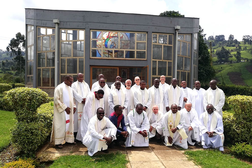 Consolata Missionaries: a call to serve in the circumscriptions of the continent of Africa
