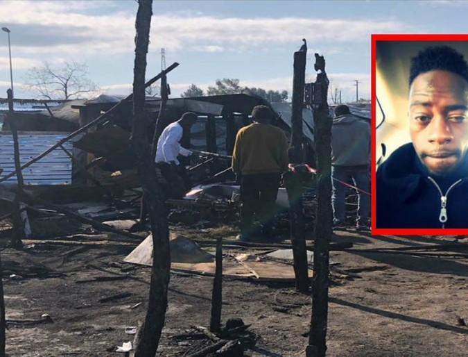 CIMI: cordoglio ai famigliari di Moussa Ba, morto nell'incendio della baraccopoli di San Ferdinando