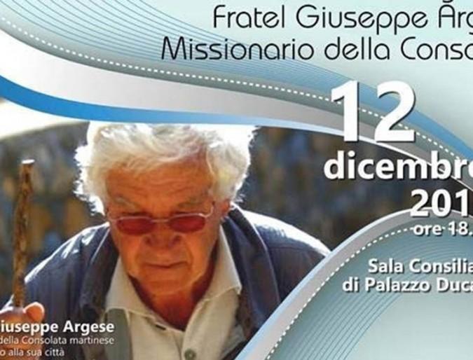 Per non dimenticare i 75 anni di presenza dei Missionari della Consolata a Martina Franca