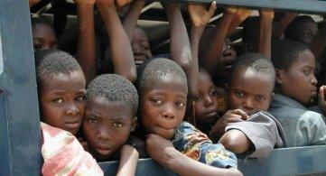 Preghiera contro la tratta di esseri umani