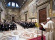 """Papa Francesco a Corpo diplomatico. """"Evitare un innalzamento dello scontro"""" tra Usa e Iran. Preoccupazione """"per inasprimento tensioni"""" nel mondo"""