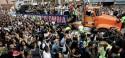 """America Latina. Carriquiry: """"Il continente sta entrando in una fase di forte effervescenza sociale"""""""