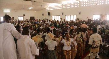 La Chiesa in Africa, fermento di unità