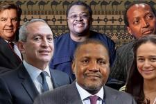 Aumentano i milionari africani
