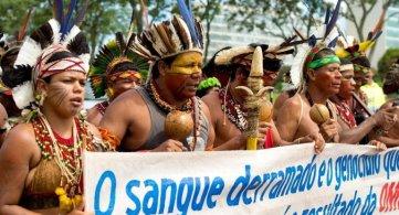 """Il presidente del CIMI: """"l'Amazzonia è una terra disputata su più fronti"""""""