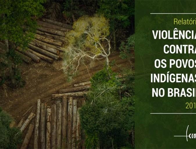 Cimi presenta rapporto sulla violenza contro le popolazioni indigene nel 2018 al Sinodo dell'Amazzonia