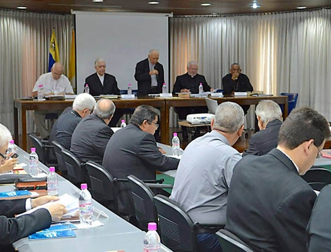 Venezuela: vescovi pubblicano Esortazione Pastorale