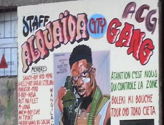 Les gangs de Kinshasa… Kuluna !