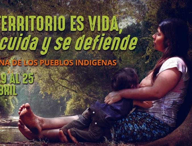 Argentina: Del 19 al 25 de abril, Semana de los Pueblos Indígenas