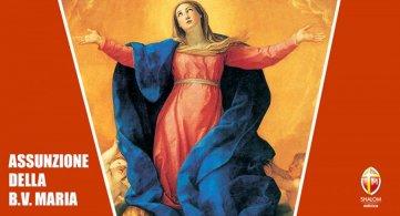 Preghiera per l'Assunzione della Beata Vergine Maria