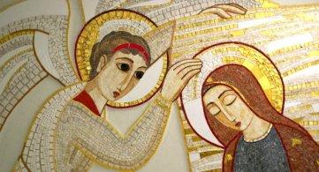 Rosario dell'annunciazione di Maria