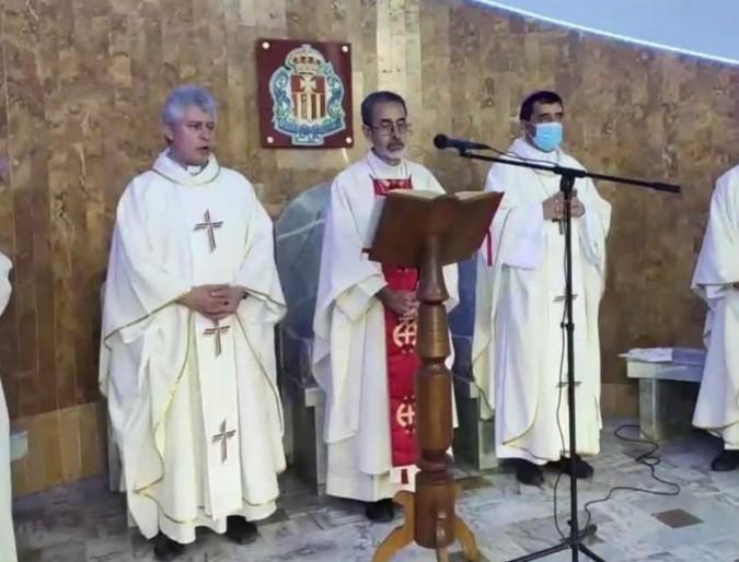 Mons. Francisco Múnera saluta San Vicente del Caguán