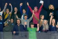 In emiciclo a Strasburgo il grido degli studenti: salviamo il pianeta