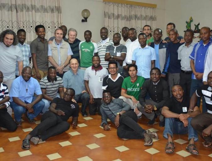 Direzione Generale visita Allamano House a Nairobi