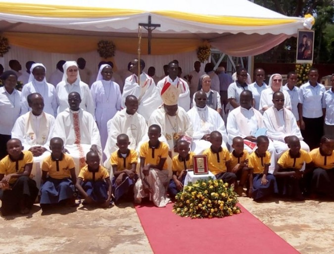 Morogoro, Tanzania: Allamano Day