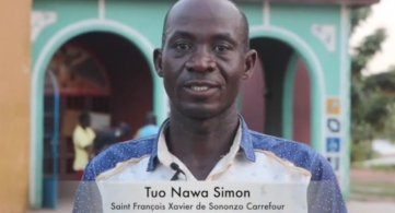 Costa d'Avorio. Alcuni passi importanti nella vita della comunità