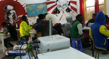 Missionari della Consolata in Marocco. Ero forestiero